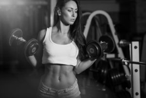Курс стероидов для женщин